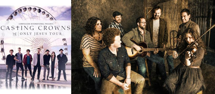 Casting Crowns at JQH Arena