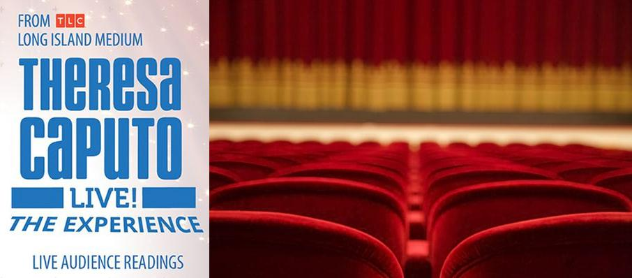 Theresa Caputo at Juanita K. Hammons Hall