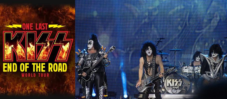 KISS at JQH Arena