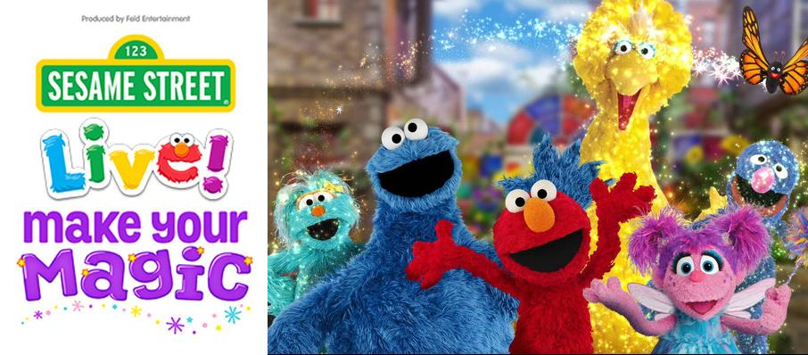 Sesame Street Live - Make Your Magic at Juanita K. Hammons Hall